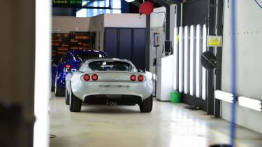 Best of British - Lotus - Exige factory