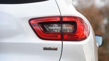 Renault Kadjar TCe 165 - rear lights