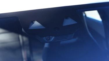Mercedes A-Class long-term test review - camera