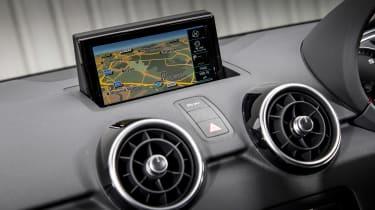 Audi A1 - sat-nav