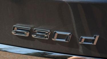 BMW 5 Series GT badge