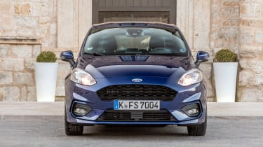 Ford Fiesta ST-Line - full front static