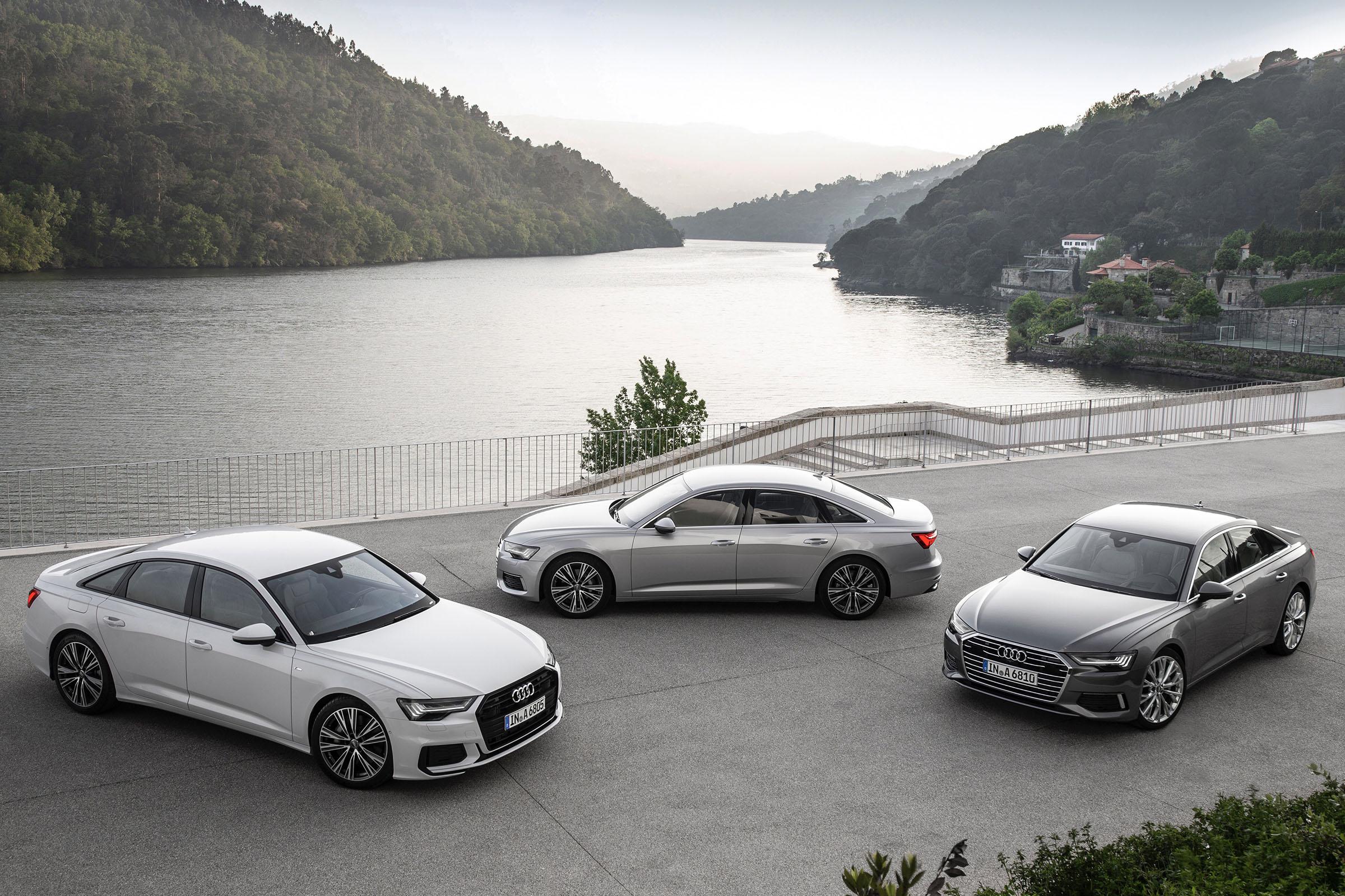 Kelebihan Audi A6 Sportback Spesifikasi