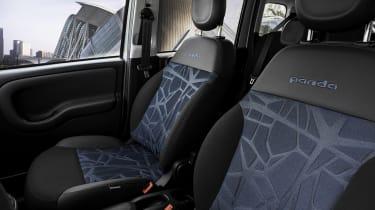 Fiat Panda Mild Hybrid - seats