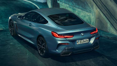 BMW 8 Series Coupe First Edition - rear