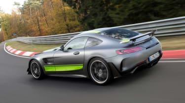 Mercedes-AMG GT R Pro - rear