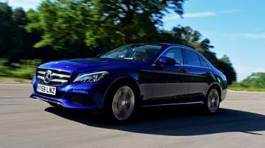 Best cars under £15,000  - Mercedes C 350 e