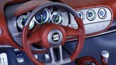 SEAT Tango - interior