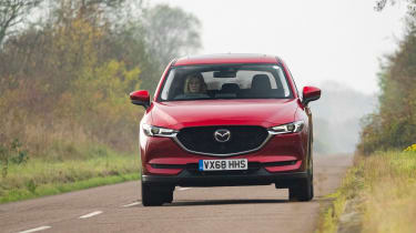2019 Mazda CX-5 - front action