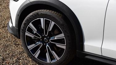 Volvo V60 Cross Country - wheel