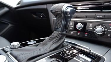 Audi A6 gearlever