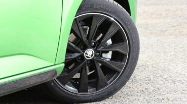 Skoda Fabia - wheel