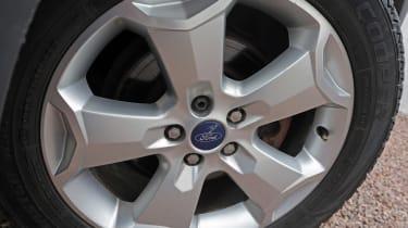 Used Ford Kuga - wheel