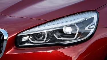 BMW 2 Series Active Tourer facelift - headlight