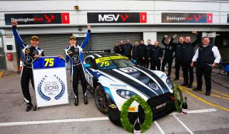 British GT 2018 - winners