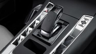 DS 7 Crossback E-Tense - transmission