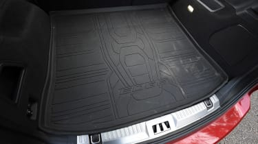 Ford Edge second report - boot opening