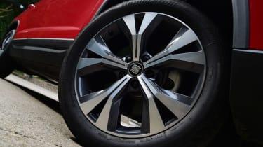 SEAT Ateca - wheel