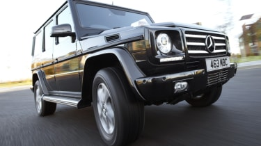 Chinese copycat cars - Mercedes G-Class