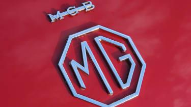 MGB - badge