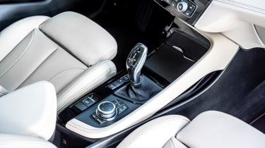 BMW X1 review - boot