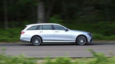 Mercedes E-Class Estate - side