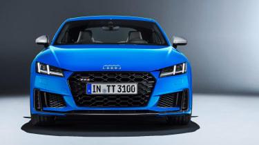 Audi TT S - studio full front
