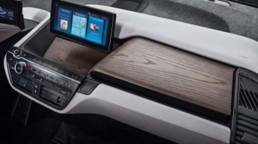 BMW i3S - dashboard