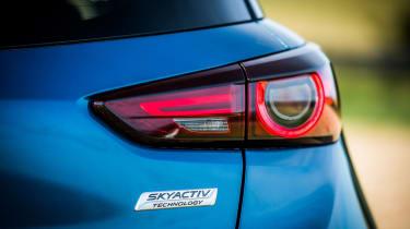 Mazda CX-3 - taillight