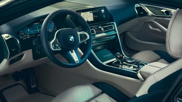 BMW 8 Series Coupe First Edition - interior