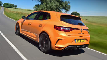 Renault Megane RS - rear