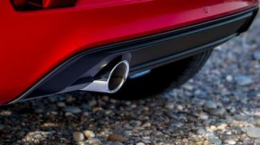 Volkswagen up! GTI - exhaust