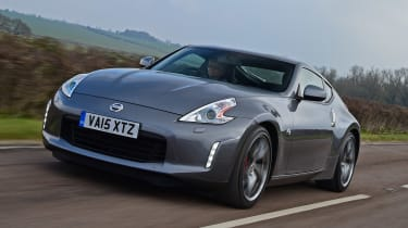 Nissan 370Z - front