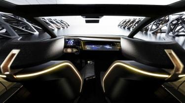 Nissan IM concept - interior