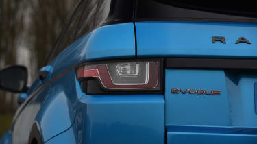 Range Rover Evoque - tail light