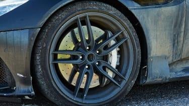Aston Martin DBS Superleggera prototype - wheel