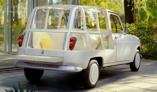 Renault 4L concept - rear