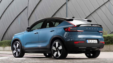 Volvo C40 Recharge - rear static