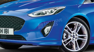 2018 Ford Focus - front detail (watermarked)