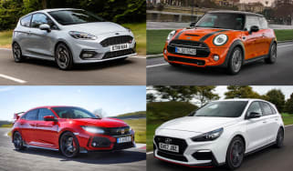 Best hot hatches 2018