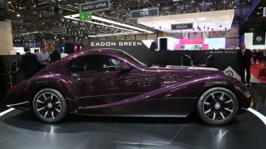 Eadon Green Black Cuillin V12