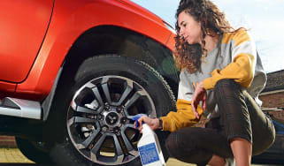 Best car wheel cleaner