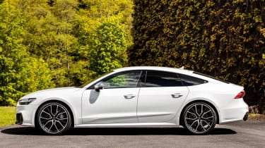 New Audi S7 Sportback - side static