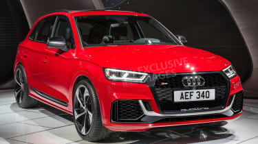 Audi RS Q5 - front (watermarked)