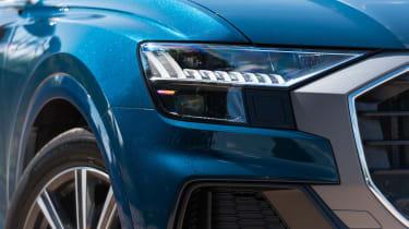 Audi Q8 - headlight