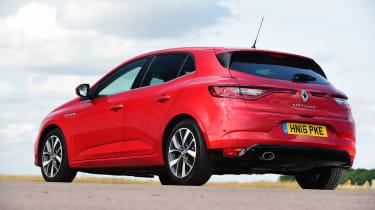Renault Megane vs Vauxhall Astra vs SEAT Leon -