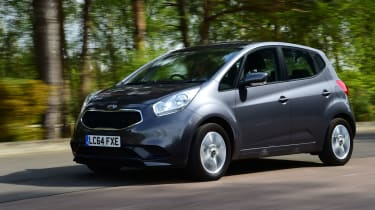 Ultimately, the Kia Venga doesn't represent as good a buy as some rivals.