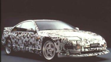 Rinspeed 300 ZX Speed-Art