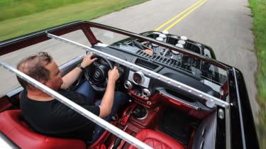 Jeep's wildest concepts driven - Quicksand interior