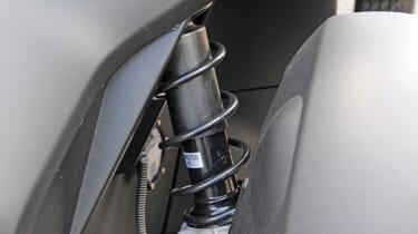 Renault Twizy suspension